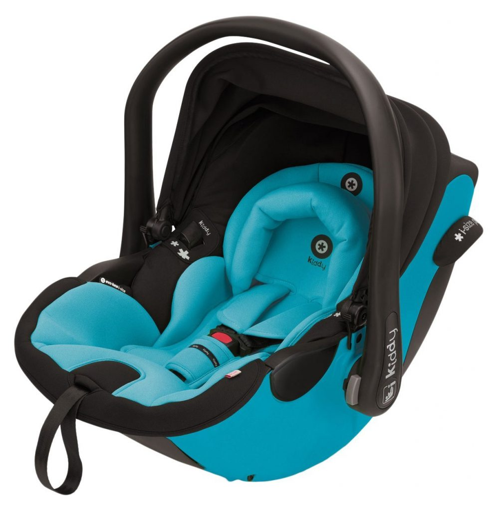 AUTO-KINDERSITZ KIDDY EVO LUNA