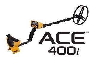 Metallsuchgerät : garrett ace 400i